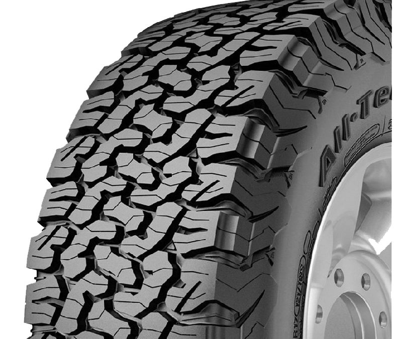 Off-Road Caravan and Trailer Tyre Selection